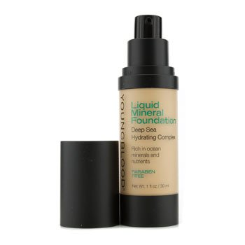 Youngblood Liquid Mineral Foundation - Sand