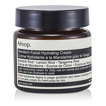 Aesop Mandarin Facial Hydrating Cream
