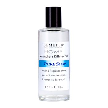 Demeter Atmosphere Diffuser Oil - Pure Soap