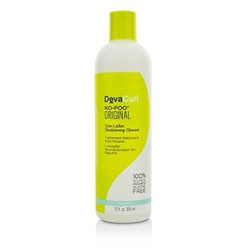 No-Poo Original (Zero Lather Conditioning Cleanser - For Curly Hair)