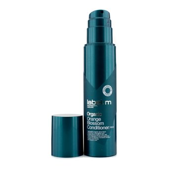 Label.M Organic Orange Blossom Conditioner (Lightweight Conditioner to Strengthen and Revitalise Fine to Medium Hair)