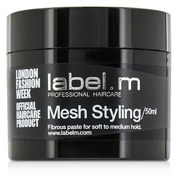 Label.M Mesh Styling (Fibrous Paste For Soft to Medium Hold)