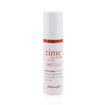 Time In A Bottle For Eyes Serum - 100% In-Control