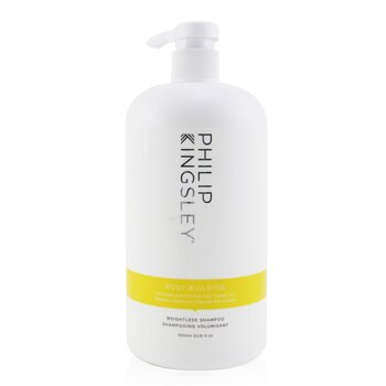 Philip Kingsley Body Building Weightless Shampoo (Volumises and Lifts Fine, Flat, Flyaway Hair)