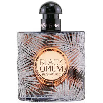Yves Saint Laurent Black Opium Eau De Parfum Spray (Exotic Illusion)