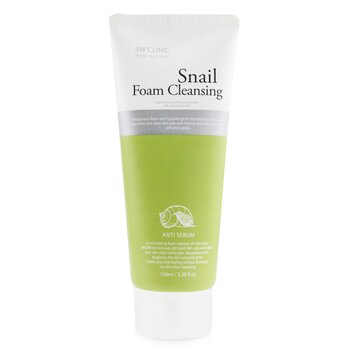 3W Clinic Snail Foam Cleansing (Unboxed)