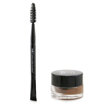 Brow Butter Pomade Kit: Brow Butter Pomade + Mini Duo Brow Definer - # Taupe (Box Slightly Damaged)