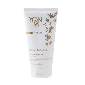 Yonka Solar Care Lait Apres-Soleil - Soothing, Comforting After-Sun Milk With Plant Extracts - Face & Body